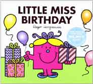 Little Miss Birthday Sparkly Mr Men Stories