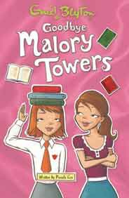 Enid Blyton Goodbye Malory Towers 12