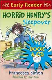 Horrid Henrys Sleepover Early Reader