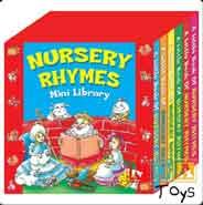 Mini Library Nursery Rhymes -