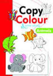 Copy Colouring Bannery -