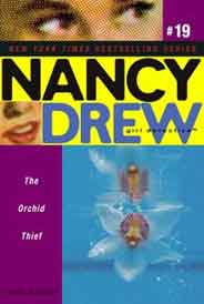 The Orchid Thief Nancy Drew Girl Detective