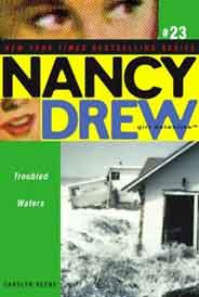 Troubled Waters Nancy Drew: Girl Detective