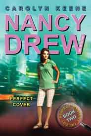 Perfect Cover Nancy Drew: Girl Detective
