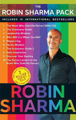 The Robin Sharma Pack Set Of 10 Volumes