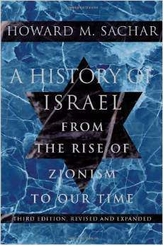 A History of Israel From the Rise of Zionism to Our Time