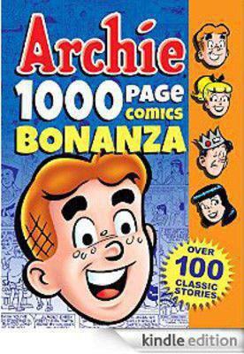Archie 1000 Page Comics Bonanza Archie 1000 Page Digests PB