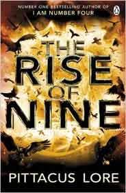 The Rise of Nine Lorien Legacies 3
