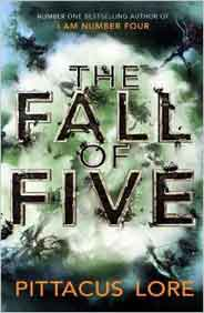 The Fall of Five Lorien Legacies 4