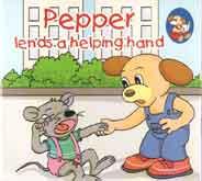Pepper Lends a Helping Hand