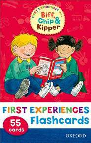 Oxford Reading Tree Read with Biff, Chip & Kipper First Experiences Flashcards -