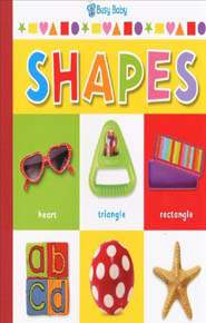 Shapes Busy Baby -