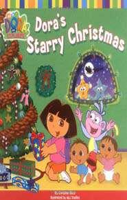 Doras Starry Christmas Dora the Explorer
