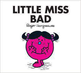 Little Miss Classic Library Little Miss Bad