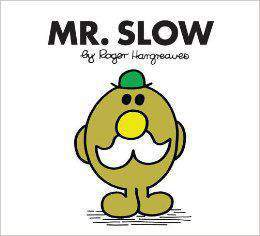 Mr Slow Mr Men Classic Library