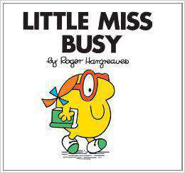 Little Miss Classic Library Little Miss Busy 19