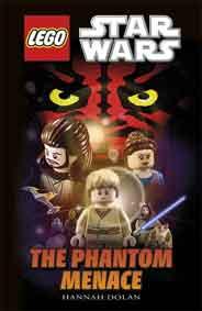 LEGO Star Wars Episode I The Phantom Menace Dk Readers Level 2