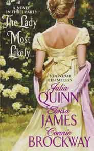 The Lady Most LikelyA Novel In Three Parts