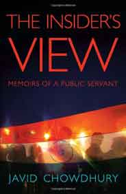 The Insiders View: Memoirs of a Public Servant
