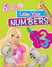 Barbie Learn Your Numbers 1 to 20