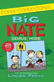 Big Nate Genius Mode With Poster Big Nate