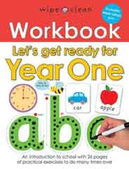 Wipe Clean Workbooks: Let