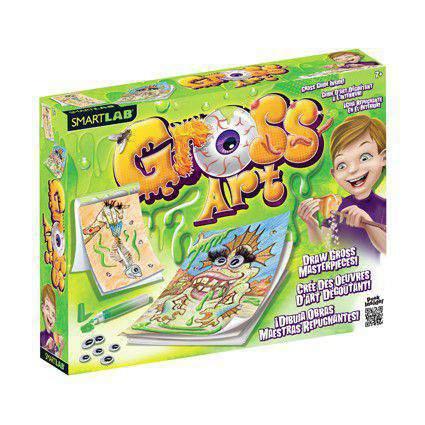 SmartLab Toys Gross Art                   BOX