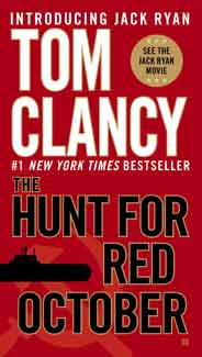 The Hunt for Red October Jack Ryan Novels