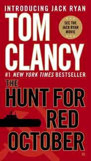 The Hunt for Red October Jack Ryan Novels