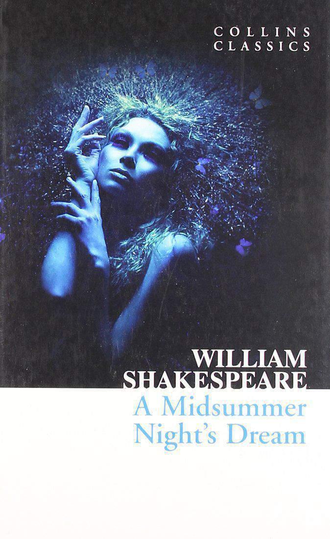 Collins Classics  A Midsummer Nights Dream