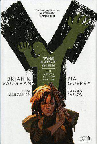 Y:The Last Man Deluxe Edition Vol 2