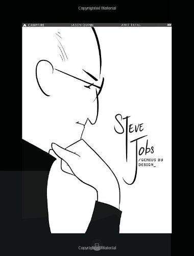 Steve Jobs: Genius by Design Campfire Graphic Novels
