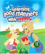 Pepper  Learning good manners with Pepper