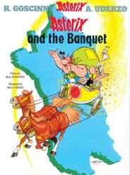 Asterix And The Banquet -