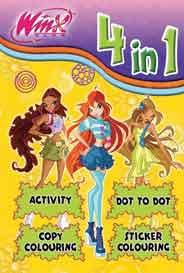 Winx Colouring