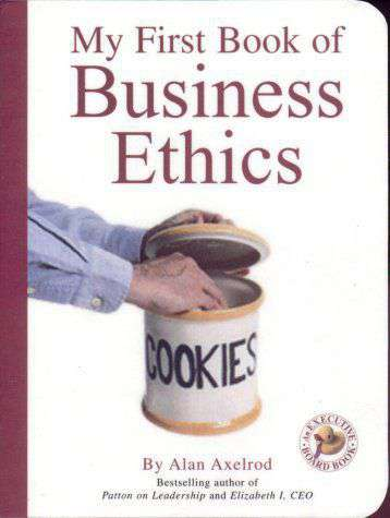 My First Book of Business Ethics Executive Board BookBB