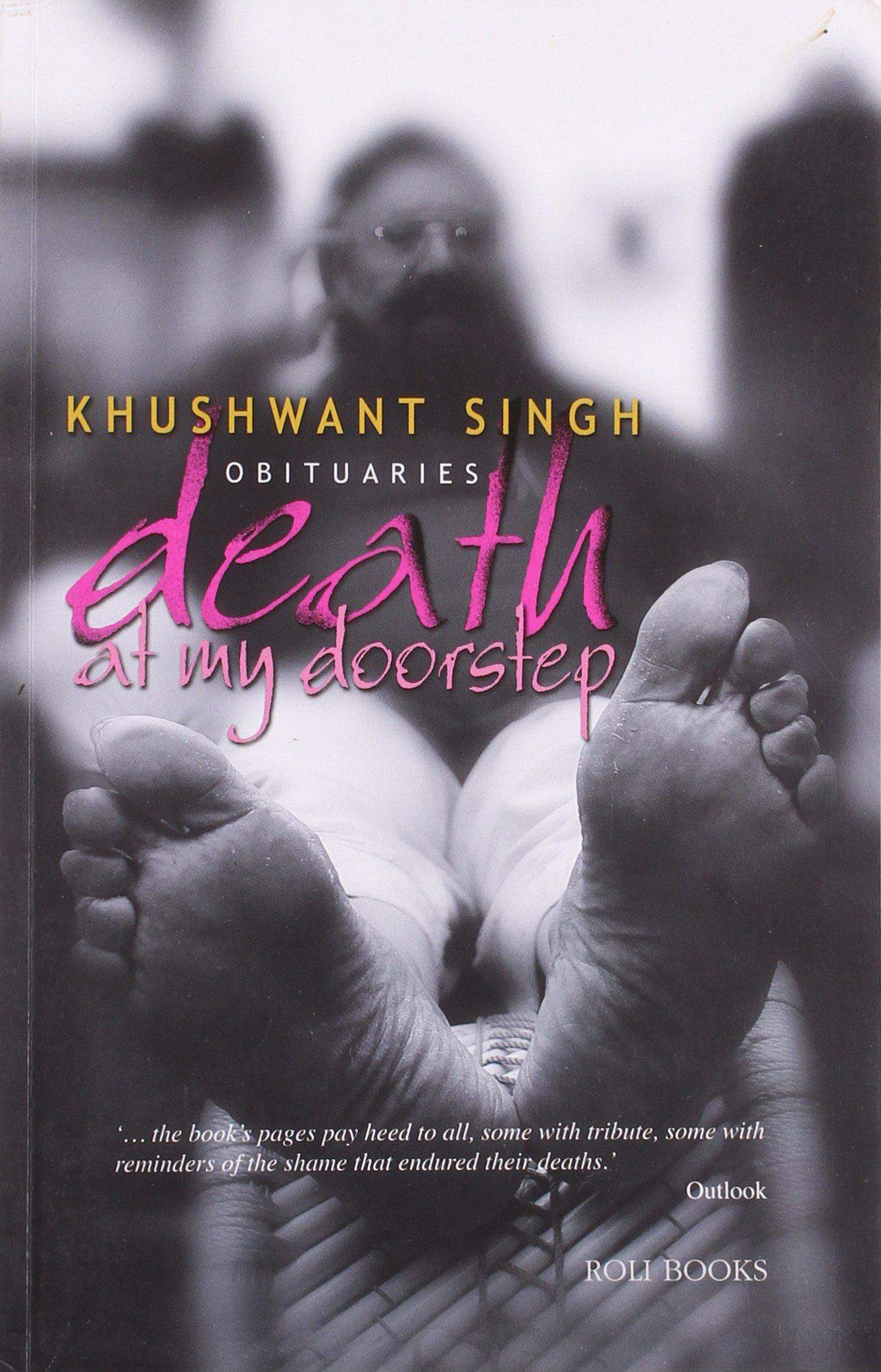 Death At My Doorstep -