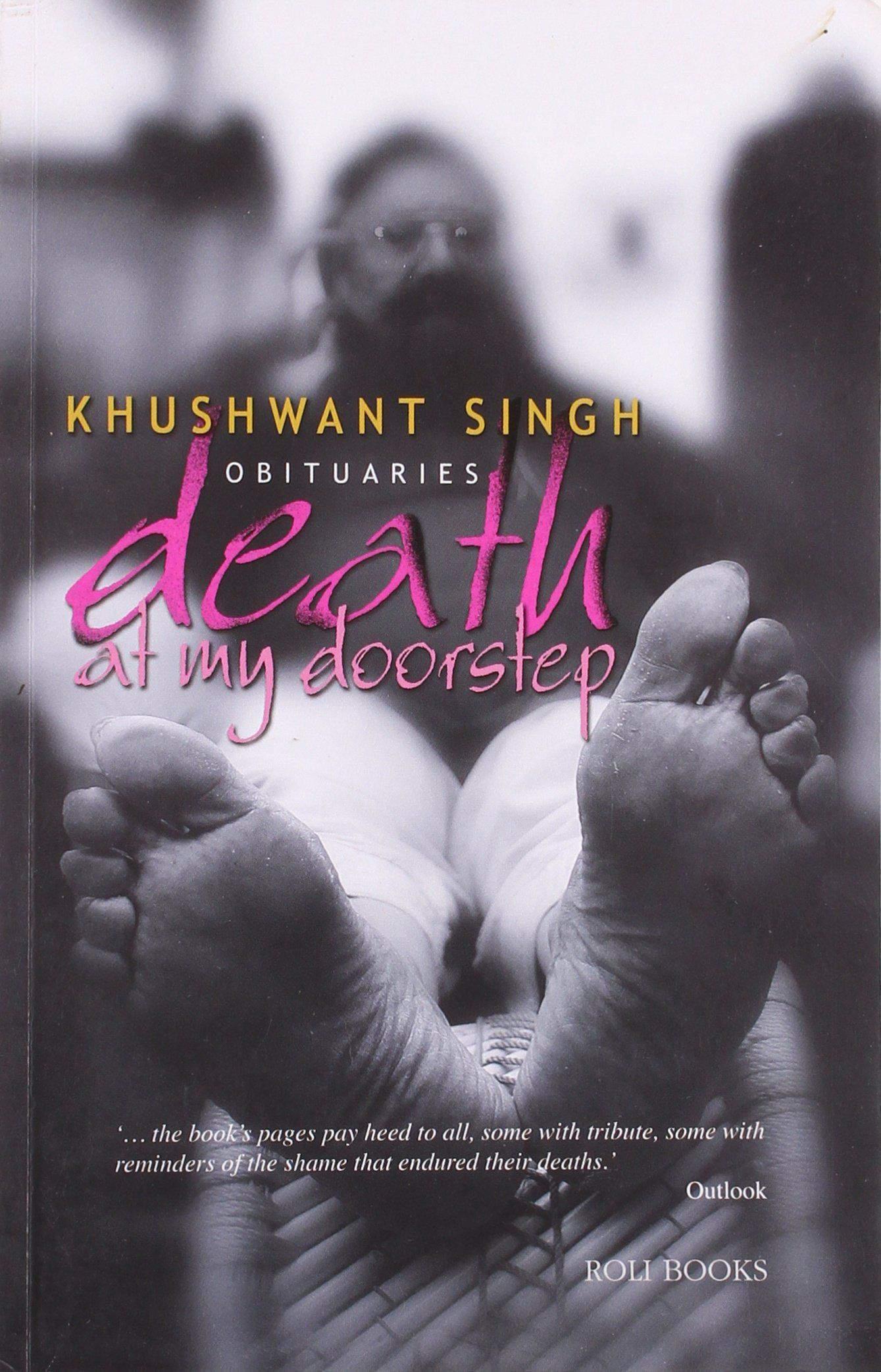 Death At My Doorstep -