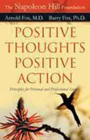 Positive Thoughts Positive Action : Principle For Personal