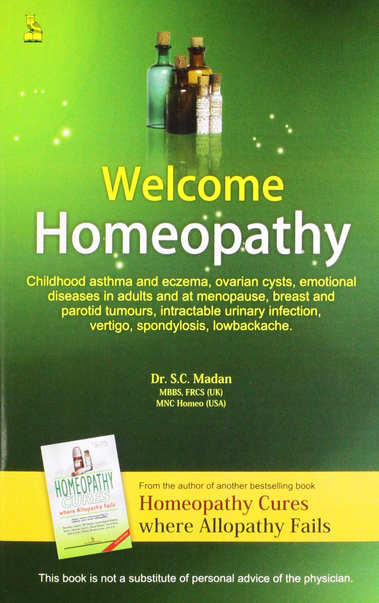 Welcome Homeopathy -