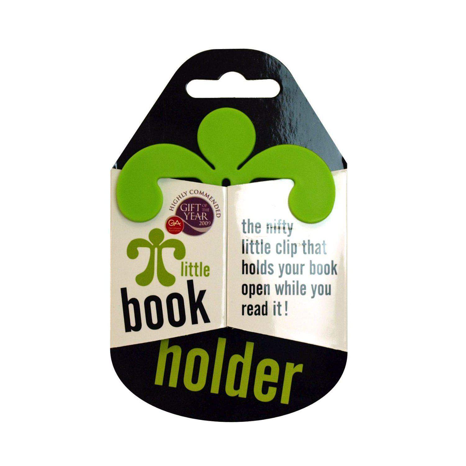 Little Book Holder Green Item 7005