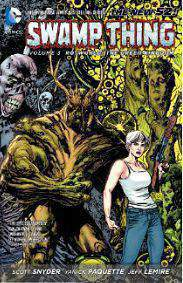 Swamp Thing Vol 3 Rotworld The Green Kingdom