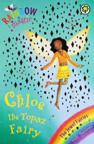 RAINBOW MAGIC THE JEWEL FAIRIES 25 CHLOE THE TOPAZ FAIRY