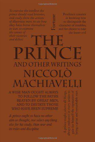 The Prince and Other Writings Word