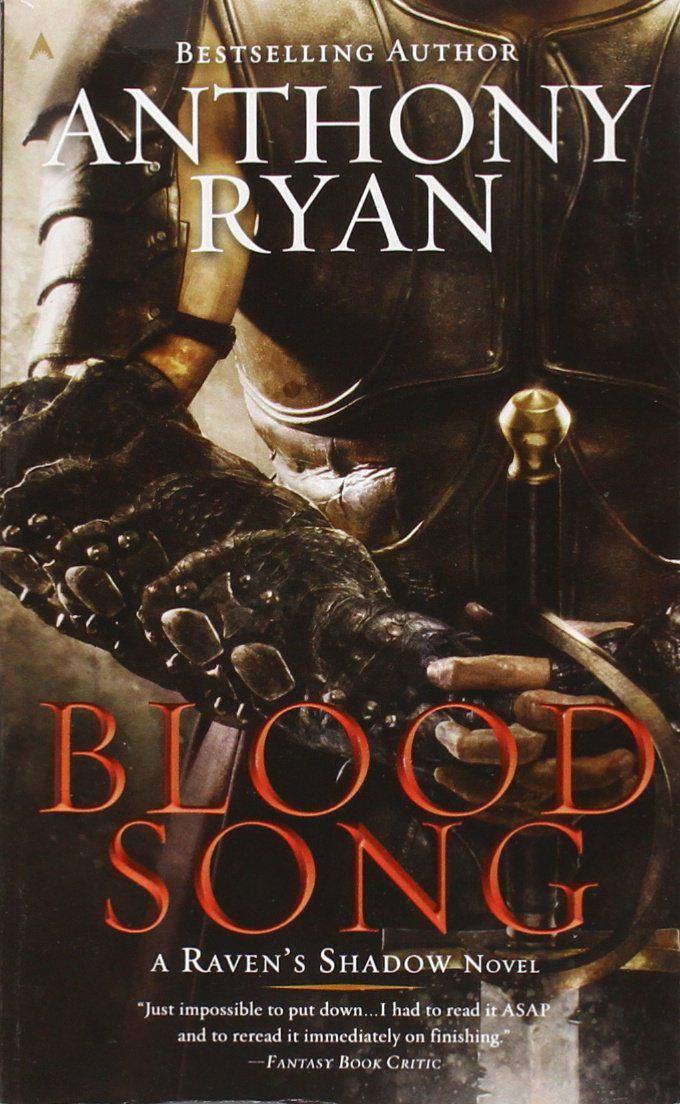 Blood Song A Ravens Shadow Novel -
