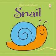 Snail (Usborne Cloth Books)