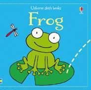 Frog Usborne Cloth Books