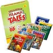 Treasured Islamic Tales Gift Box Six Paperback Books