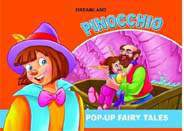 Pinocchio Pop Up Fairy Tale Books -