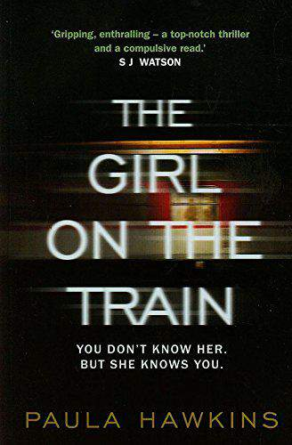 The Girl on the Train   -